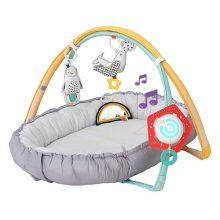 Уютный музыкальный  развивающий центр для новорожденного