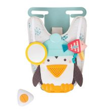 Penguin play & kick car toy